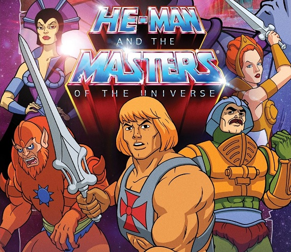 homoeroticism He-Man