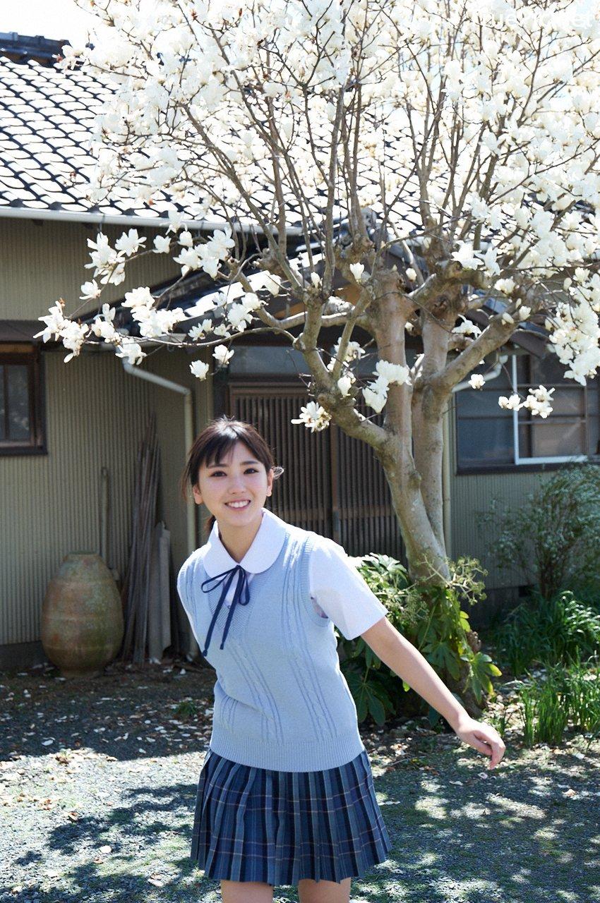 Image Japanese Pop Idol – Aika Sawaguchi - Winner Miss Magazine Gravure Competition - TruePic.net - Picture-4