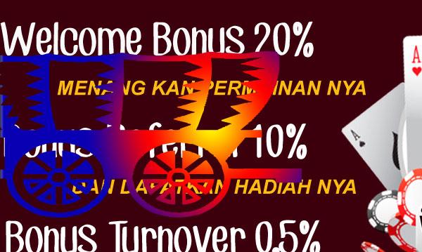 GerobakPoker - Freebet Poker 10 Rb Tanpa Deposit
