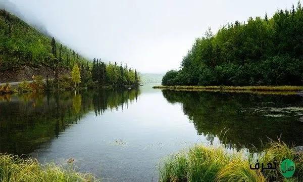 اين يقع نهر الكونغو