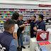 CDC/Aleam e Procon-AM fiscalizam comercialização de álcool em gel e máscaras em Manaus