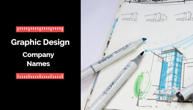 Graphic Design Company Names: 600+ New Graphic Design Business Name Ideas