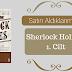 Satın Aldıklarım #1: Sherlock Holmes 1. Cilt
