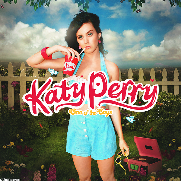 Comentando     quot One of the boys quot  - Katy PerryKaty Perry One Of The Boys Poster
