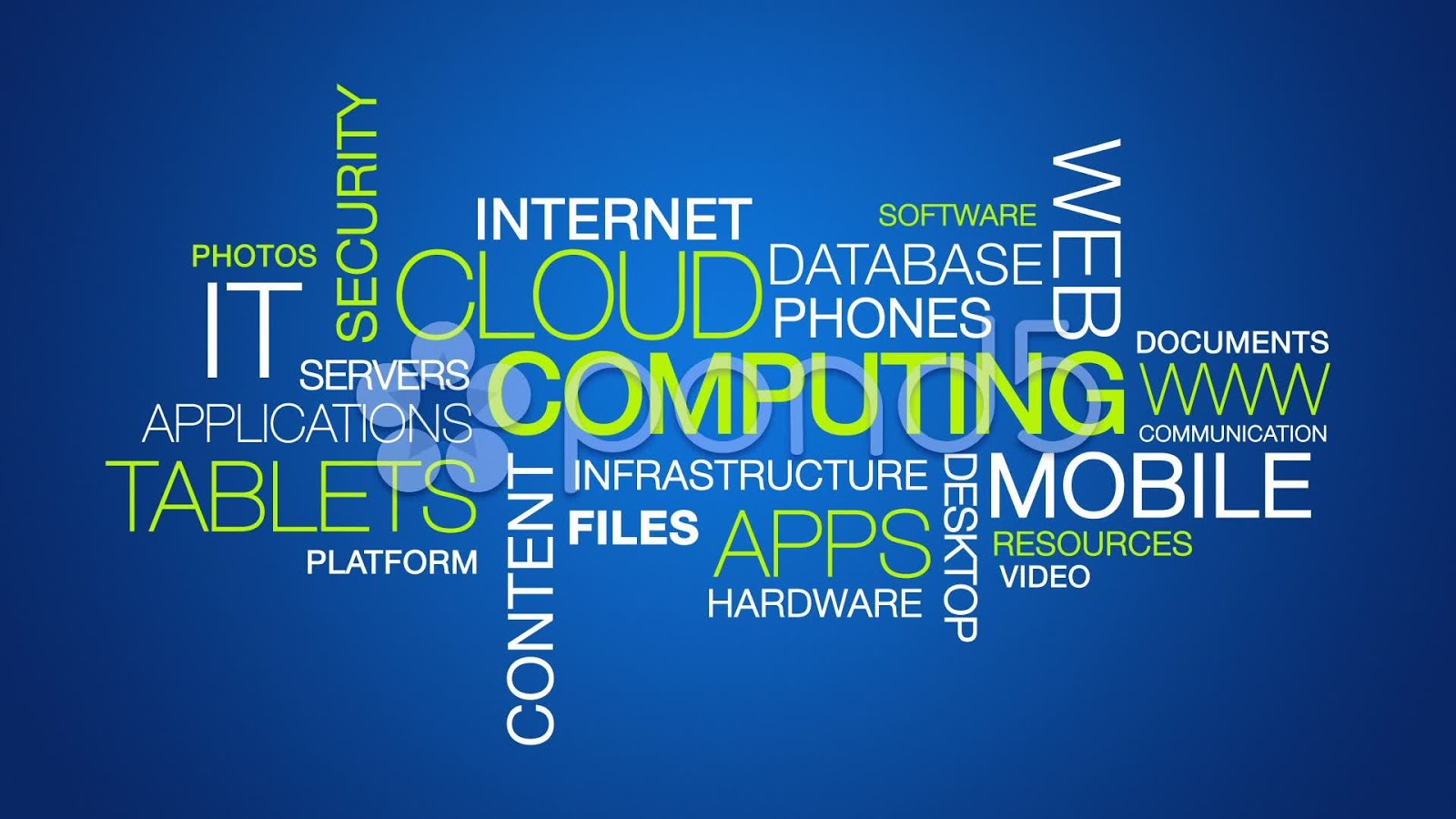 my reflection on the cloud computing The new paradigm of cloud computing matured over time with the new  by about 90 percent by using cloud  and understand of the reflection of the.