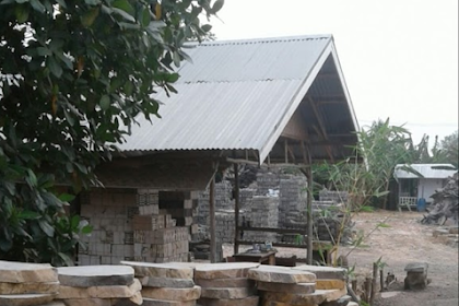 Harga Borongan Pemasangan Batu Alam Palembang