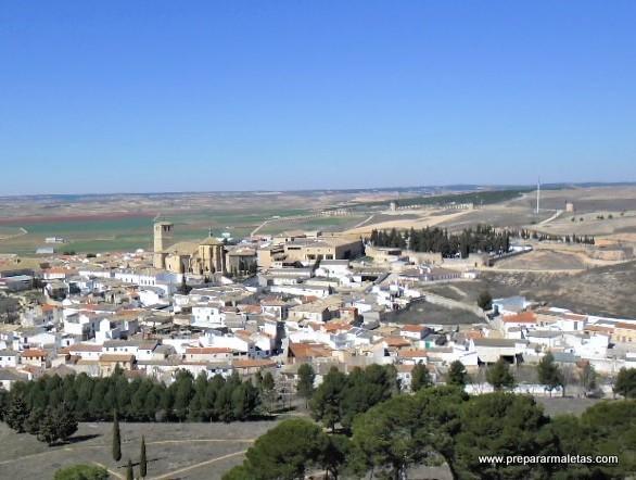 que ver en el pueblo de Belmonte en Cuenca