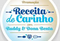 Promoção Receita de Carinho Buddy & Dona Benta promocaodonabenta.com.br