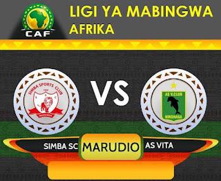 Simba SC v. AS Vita Club
