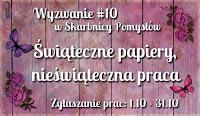 http://skarbnica-pomyslow.blogspot.com/2017/10/wyzwanie-10-swiateczne-papiery.html
