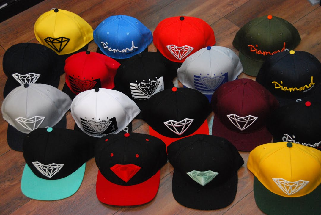 new product 7ee66 743a3 sweden diamond supply co brilliant snapback hat zumiez 7997d 9af2a  low  cost restock on diamond supply co. snapbacks 5c628 888b3
