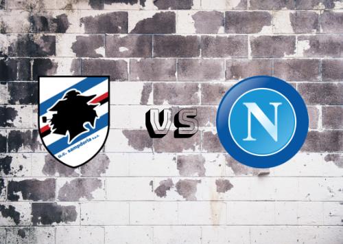Sampdoria vs Nápoles  Resumen