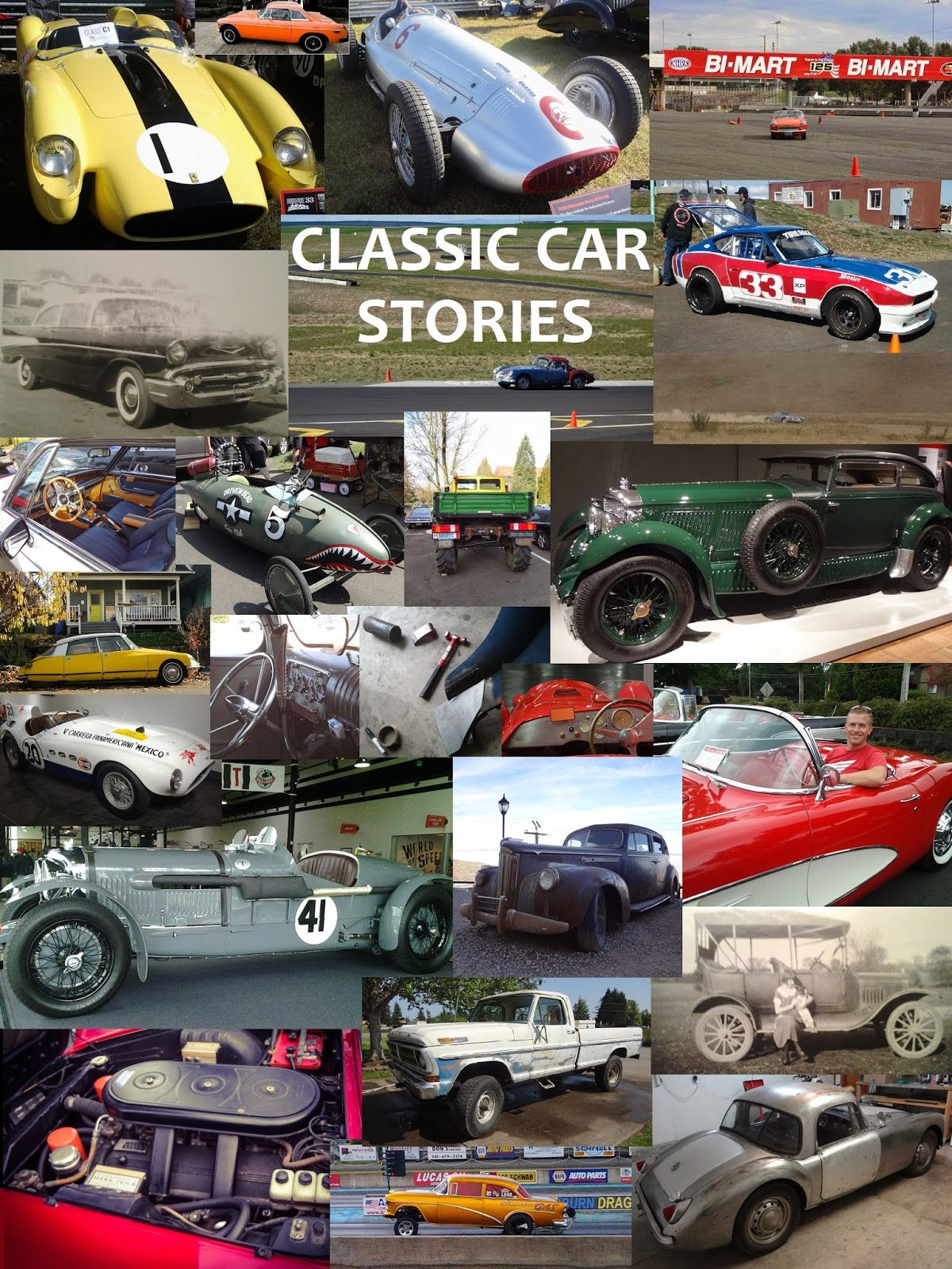 Ever Consider Writing A Classic Car Book This Is What Its Like