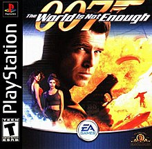 Free Download Game PS1 007 The World is Not Enough High Compressed