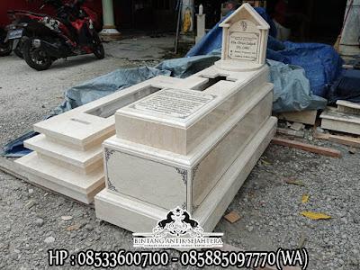Model Makam Kristen Terbaru | Makam Kristen Model Custom