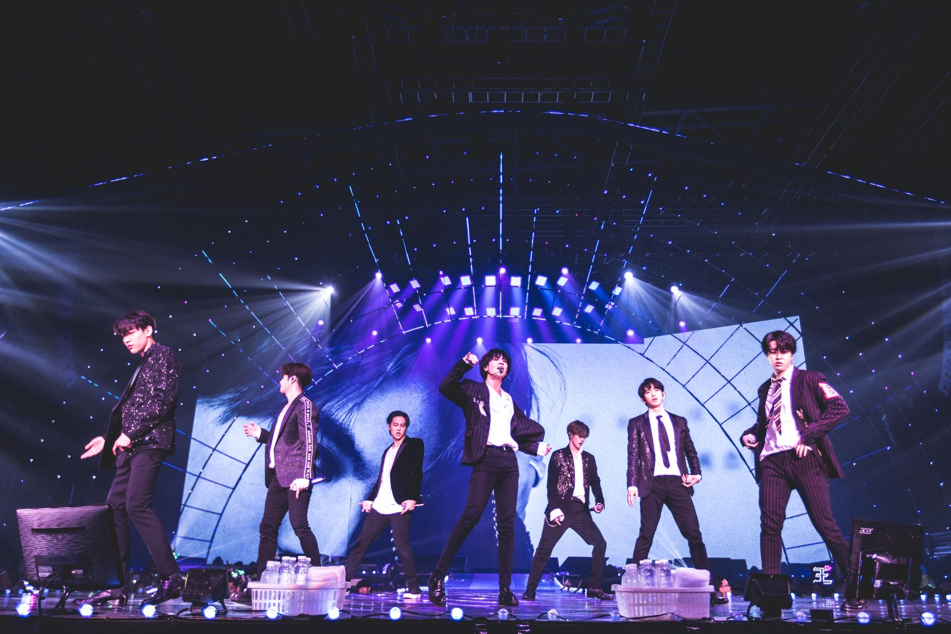GOT7 Concert