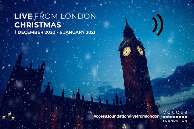 Voces8's Live from London - Christmas