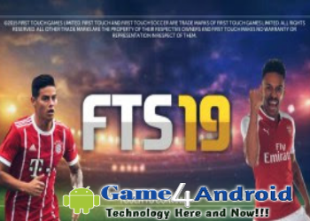 Features of First Touch Soccer 2019 Mod