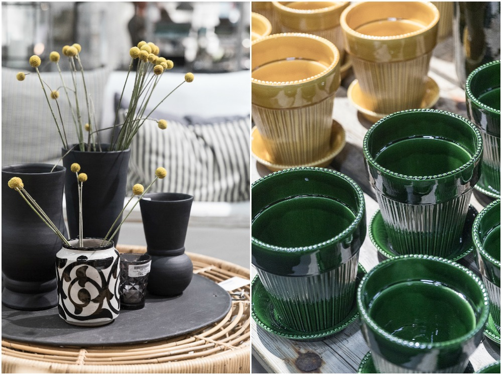 Formex, tradefair, sisustus, sisustaminen, inredning, interior, inspiration, spring, trends, trend, Visualaddict, photography, Frida Steiner, decor, decoration, trends2018, colours, home, colors, green, yellow, Tine K Home, pot, Bergs Pottery