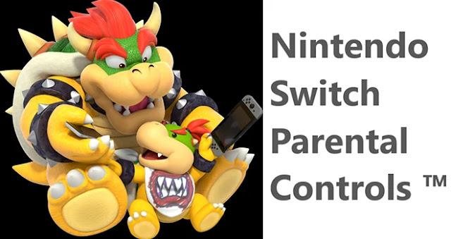 L'application mobile Nintendo Switch Parental Controls