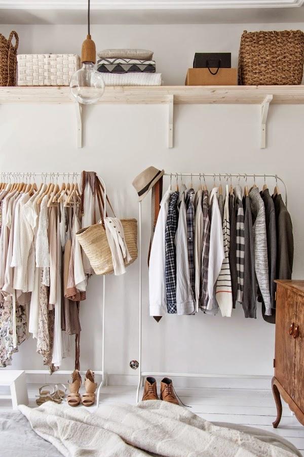 vestidor vintage