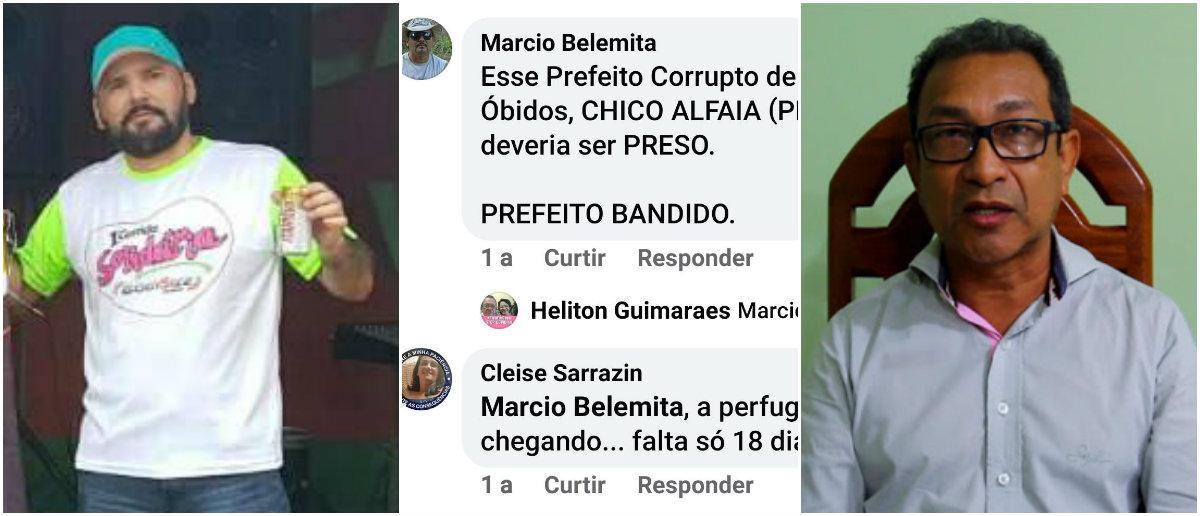 Prefeito contrata quem o chamou de 'bandido' por R$ 3 mil para atacar opositores