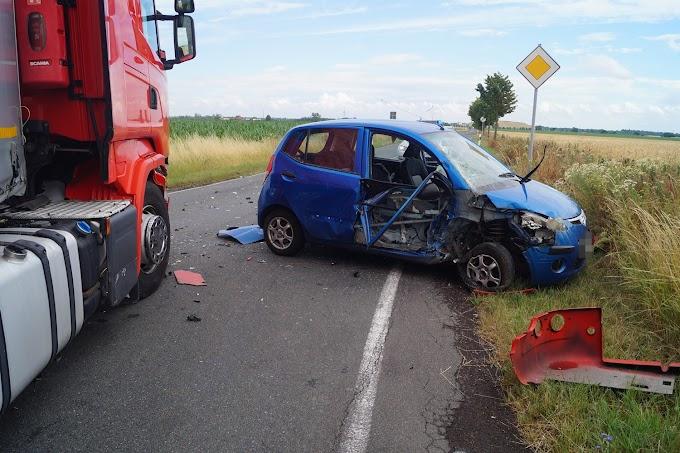 Schwerer Unfall bei Maxdorf