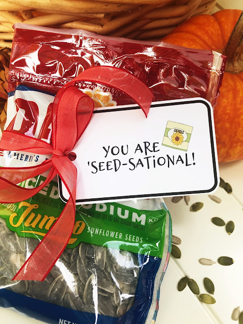 You are sensational seed pun tag @michellepaigeblogs.com