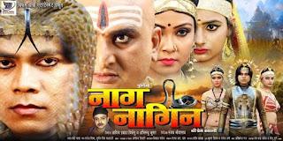 Nag Nagin Ki Prem Kahani Bhojpuri Movie poster and picture