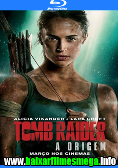 Download Tomb Raider: A Origem (2018) – Dublado MP4 720p / 1080p BluRay MEGA