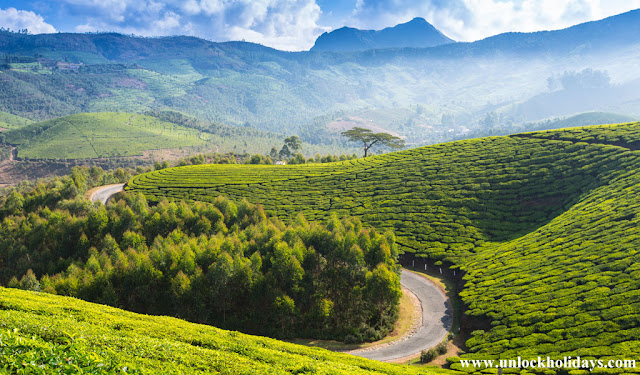 Kerala holiday package from Delhi