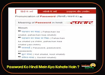 Password-Ka-Hindi-Meaning-Kya-Hota-Hai