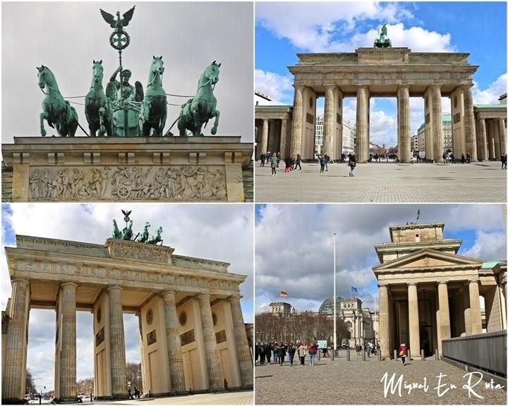 Puerta-de-Brandenburgo-Berlín