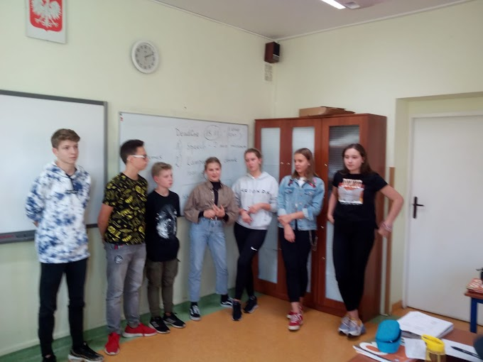 Dissemination of the Erasmus+ project in Warsaw (Poland)