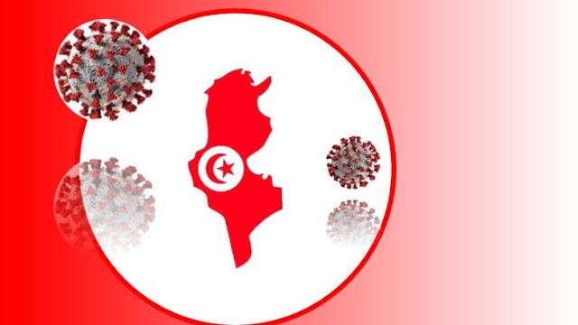 تونس تسجل أعلى حصيلة إصابات يومية بكورونا :  3074 اصابة  و 69 حالة وفاة !