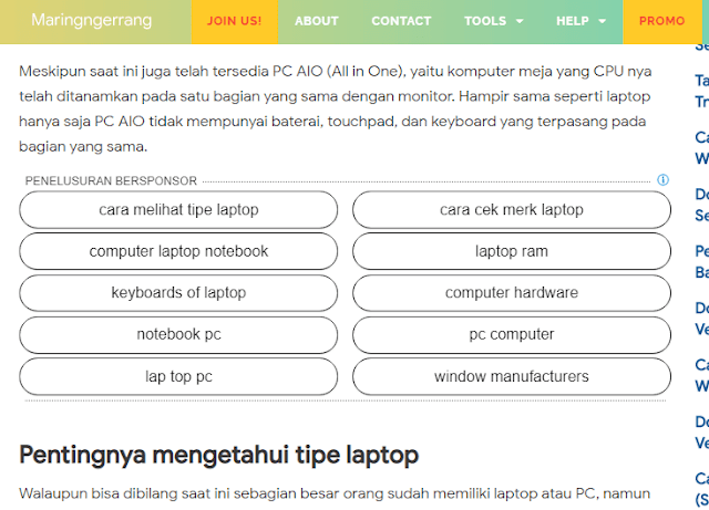 Download Template VioMagz Sugeng.id