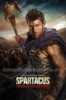 Spartacus La Guerra De Los Condenados (2013) [Latino-Ingles] [Hazroah]