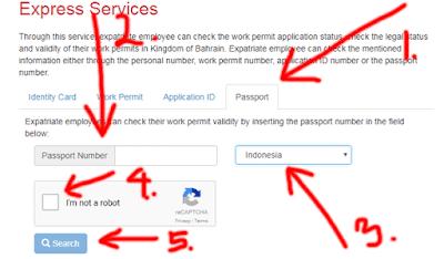 visa service bahrain