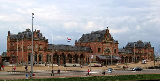 Groningen Station, Groningen, Netherlands