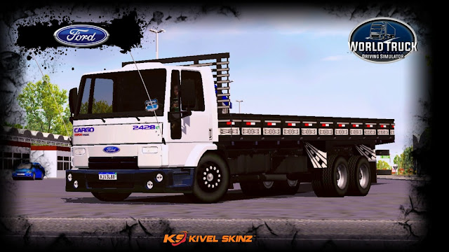 FORD CARGO - GBN TOP