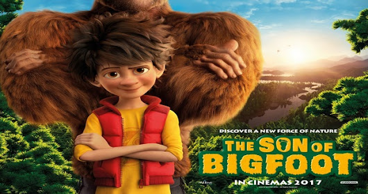 The Son of Bigfoot (2017) Download