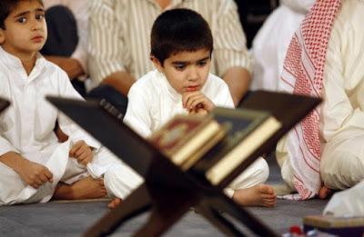 Aduhai Indahnya Sentuhan al-Qur'an