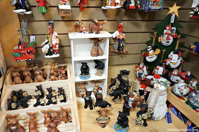 Hideaway Gift Shop en la Base de Mount Washington