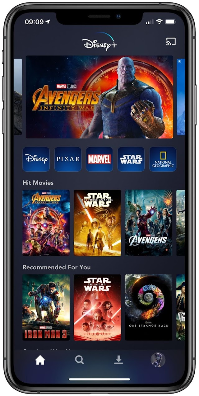Compatible Devices For Streaming Disney Plus