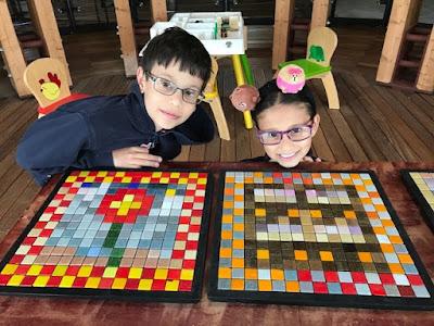 Brading Roman Villa kids activities