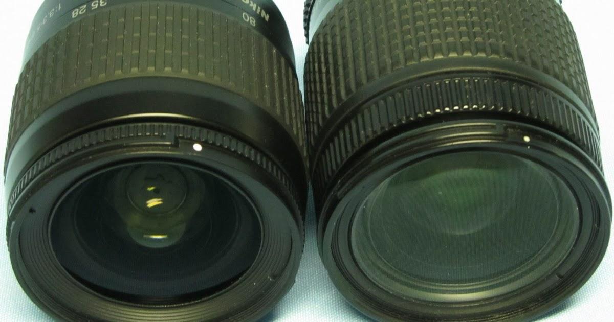 The Chens: The User's Review: Nikon Nikkor 28 - 80 mm zoom lenses D vs. G