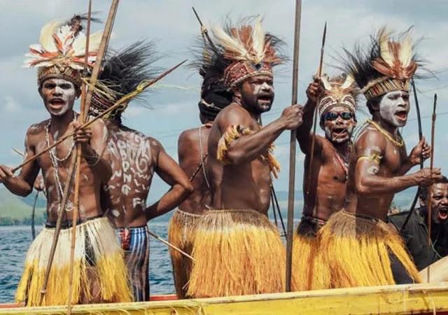 Ewer - Papua Barat