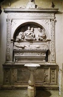 sao pedro montorio monumento funerario scuola andrea bregno - São Pedro em Montorio