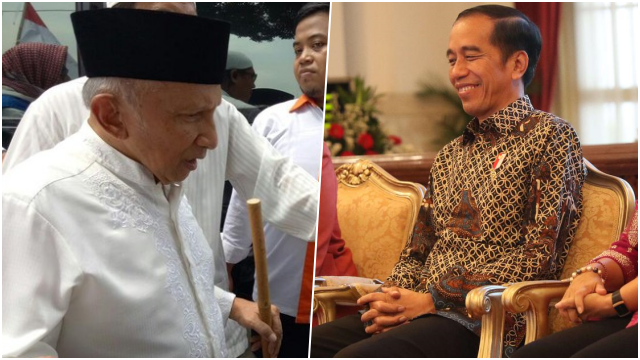 Disebut Bak Musa Datangi Firaun, Amien Rais Ungkit Hukum Neraka ke Jokowi