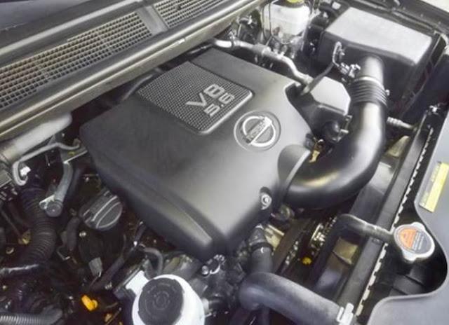 2018 Nissan Armada Redesign